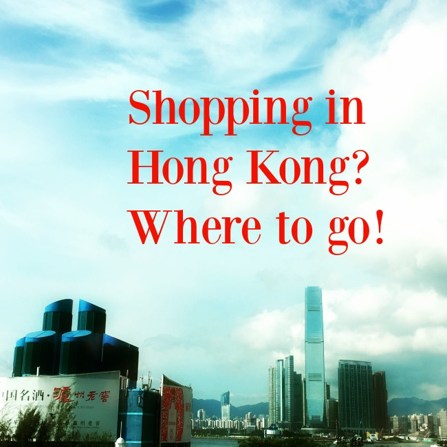 Hong Kong Shopping: Top 5 Shopping Spots In Hong Kong